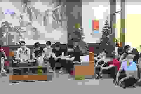 Phát hiện 20 người Trung quốc nhập cảnh trái phép, trốn trong khách sạn