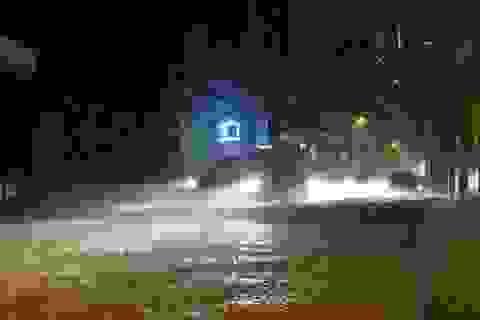 Nhiều tỉnh miền Bắc và Thanh Hóa tiếp tục mưa lớn