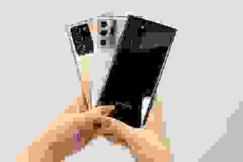 Chưa bán ra, Galaxy Note20 đã loạn giá tại Việt Nam