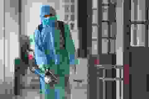Các trường THPT được khử khuẩn trước kỳ thi tốt nghiệp THPT