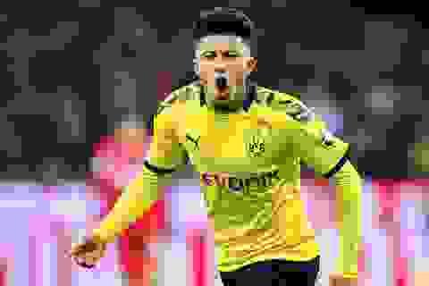 Dortmund tiết lộ sốc về thương vụ Man Utd mua Sancho