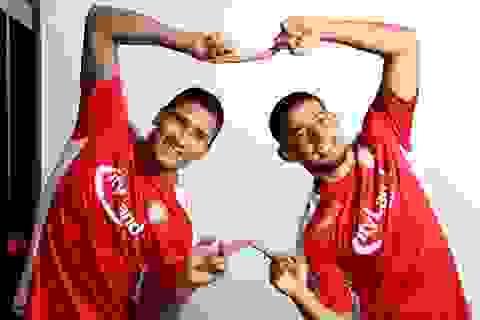 Hai ngôi sao Costa Rica tự tin sẽ toả sáng tại V-League