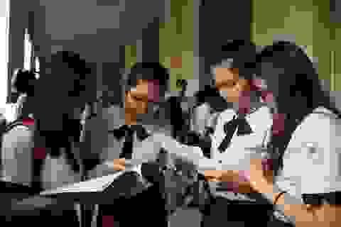 TPHCM: Người thuộc diện F0, F1, F2 không được tham gia kỳthi tốt nghiệp