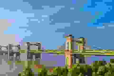 Hà Nội cân nhắc phương án kiến trúc cầu Trần Hưng Đạo vượt sông Hồng