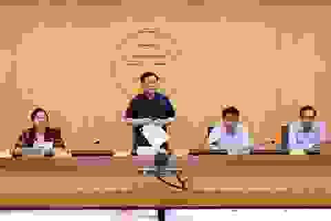 """Chủ tịch Hà Nội vận động """"mạnh thường quân"""" ủng hộ vật tư chống Covid-19"""