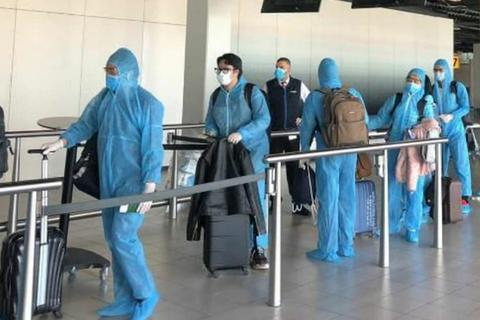 TPHCM: Cách ly tập trung 700 hành khách bị kẹt ở Đà Nẵng, sắp về thành phố