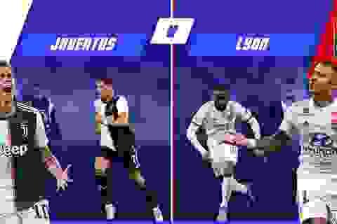 C.Ronaldo đủ sức giúp Juventus ngược dòng ở Champions League?