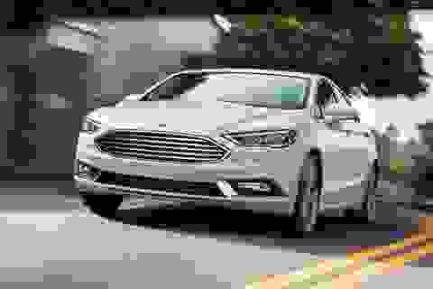 Mỹ: Ford khai tử mẫu sedan cuối cùng trong danh mục sản phẩm