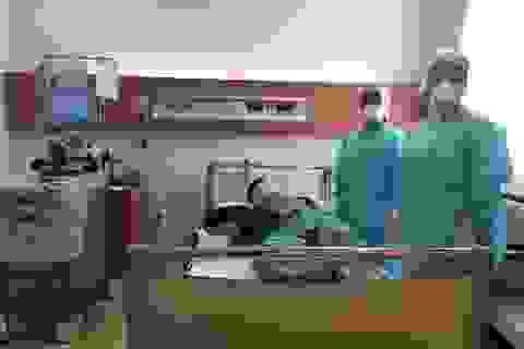 Y, bác sĩ tiên phong hiến huyết tương cứu chữa bệnh nhân Covid-19