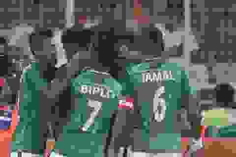 11 cầu thủ Bangladesh dương tính với SARS-CoV-2