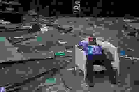 Không tiền, không điện, người Beirut xây dựng lại cuộc sống sau thảm kịch