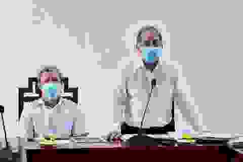 Thừa Thiên Huế chi viện 40 y bác sĩ hỗ trợ chống dịch Covid-19 ở Đà Nẵng