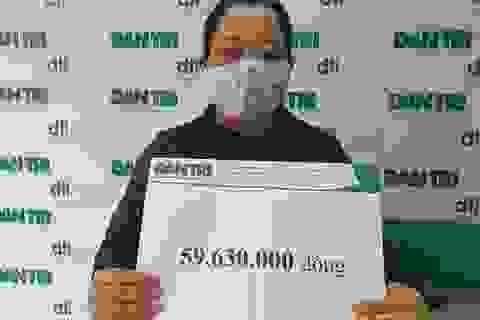 Người phụ nữ thống khổ được bạn đọc giúp đỡ gần 60 triệu đồng