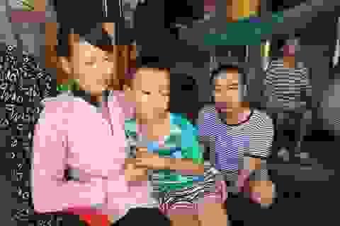 Thương người mẹ nghèo nỗ lực chăm chồng con bệnh tật trong cảnh cơ hàn