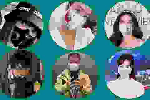 Loạt sao Việt, BTV đồng loạt hưởng ứng chiến dịch đeo khẩu trang của WHO