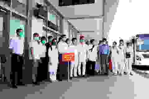 Nhiều địa phương tiếp tục chi viện Đà Nẵng, Quảng Nam chống dịch Covid-19