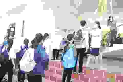 Quảng Nam tổ chức thi tốt nghiệp ra sao ở những địa phương chưa có dịch?