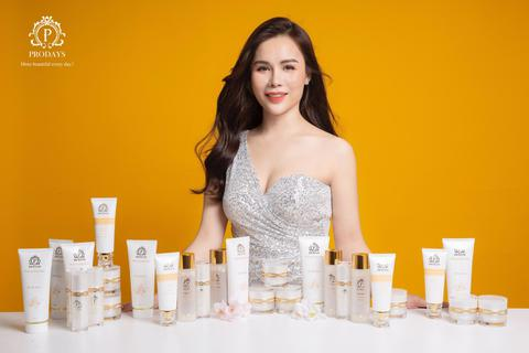 Bộ sản phẩm chăm sóc sắc đẹp Prodays chính thức ra mắt người tiêu dùng toàn quốc