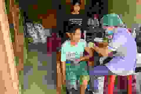 Số ca mắc tay chân miệng tại Đắk Nông tăng đột biến