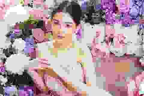 Người đẹp Lê Âu Ngân Anh trở thành giảng viên trẻ tuổi nhất của ĐH Hoa Sen
