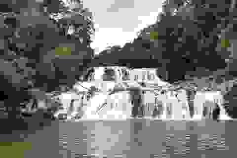 Say đắm với vẻ đẹp của thác Kon Bông giữa rừng xanh