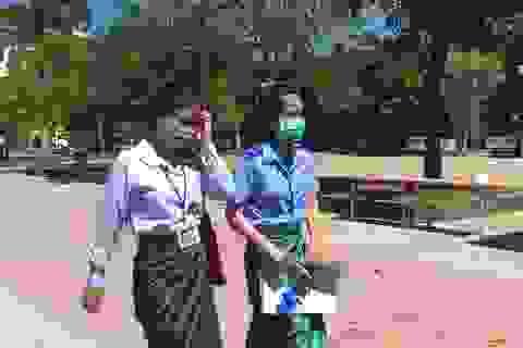 Tăng cường quản lý sinh viên Lào để bảo đảm phòng, chống dịch Covid-19