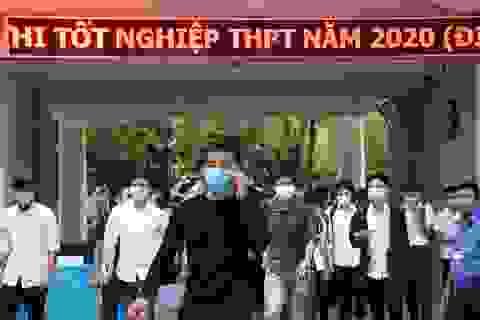 Quảng Ngãi: Tỷ lệ đỗ tốt nghiệp THPT 2020 đạt 95,7%