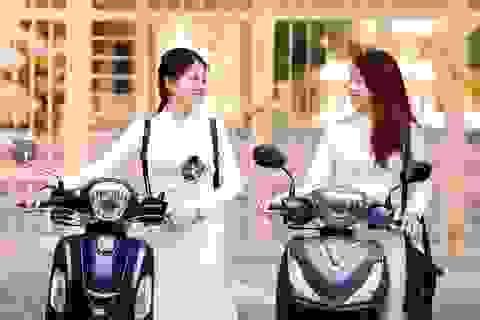 Xe máy 50cc - Lựa chọn hàng đầu của giới học sinh, sinh viên