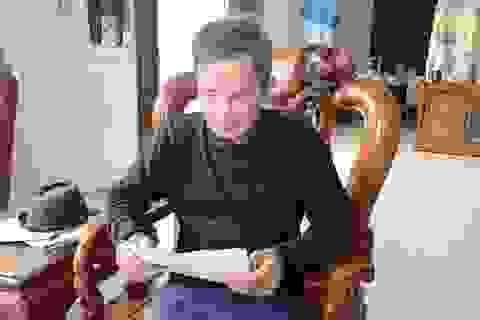 Vụ dân kiện quyết định của UBND huyện: TAND cấp cao thụ lý đơn kháng cáo!
