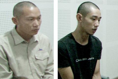 Khởi tố 2 đối tượng đưa 44 người Trung Quốc nhập cảnh trái phép