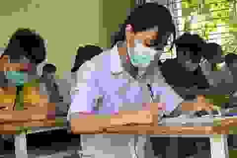 Đề thi Ngữ Văn: Học sinh thuần thục các kĩ năng mới đạt điểm khá, giỏi