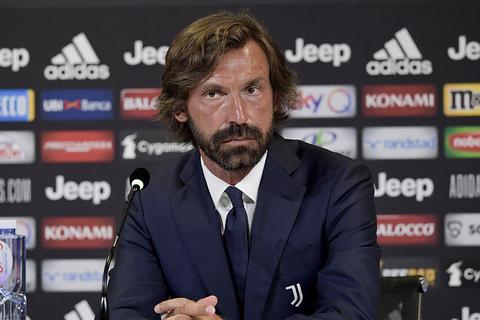 Bổ nhiệm Andrea Pirlo là canh bạc lớn của Juventus?