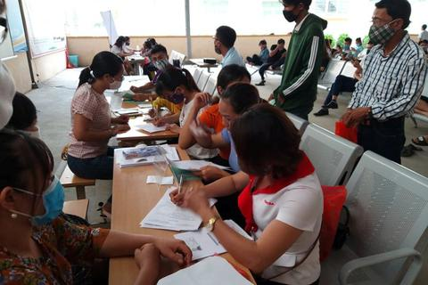 Hơn 25.500 người lao động đăng ký hưởng trợ cấp thất nghiệp