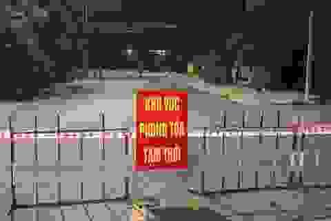 Quảng Trị phong tỏa khẩn cấp thêm một khu dân cư