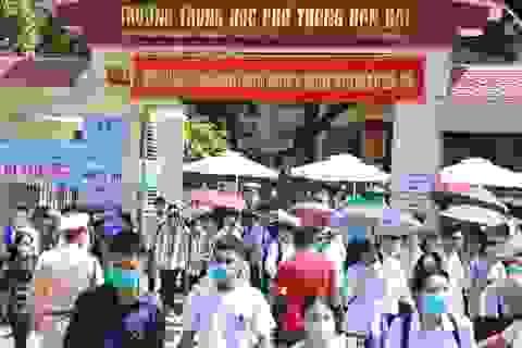 Quảng Ninh: Thiếu đề thi tốt nghiệp bài thi tổ hợp, phải in sao bổ sung gấp
