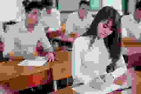 """Áp lực kỳ thi tốt nghiệp PTTH, """"sao"""" Việt gầy sọp, mất ngủ, không dám yêu"""