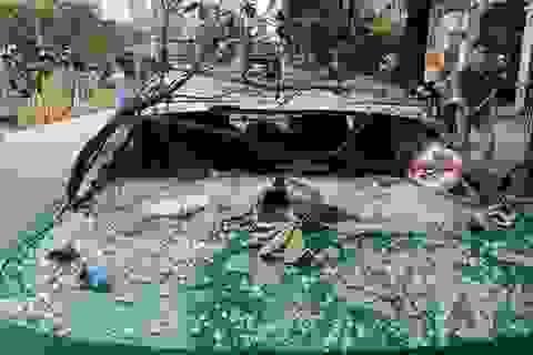 Hà Nội: Nổ lớn tại nhà hàng Nhật Bản, 3 người bị thương