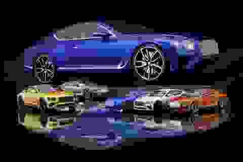 Cận cảnh chiếc xe Bentley mô hình 1:8 làm lâu công hơn cả ô tô thật