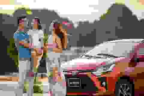 Toyota Wigo 2020 – mẫu xe phù hợp với khách hàng nữ giới