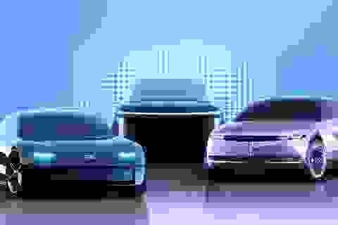Hyundai chính thức thành lập thương hiệu con Ioniq