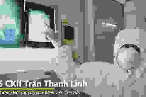 """15 ngày trong """"cuộc chiến"""" giành sự sống BN Covid-19 tại điểm nóng Đà Nẵng"""