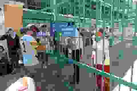 Áp dụng tiếp biện pháp cách ly Bệnh viện đa khoa Đà Nẵng