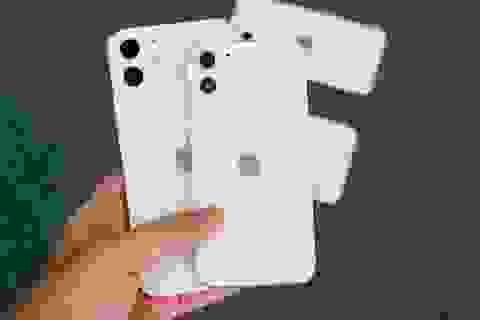 Camera trên iPhone 12 bị nứt vỡ khi thử nghiệm