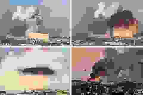 """Muối diêm - """"sát thủ"""" giấu mặt trong thảm họa tại Beirut"""