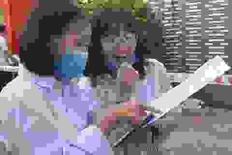 Học sinh khá dễ đạt điểm cao ở bài thi môn tổ hợp Khoa học Xã hội