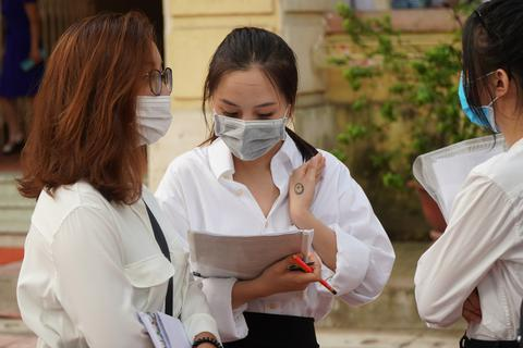 Đạt 29 điểm, thí sinh Hà Nội trở thành thủ khoa khối D1 của cả nước