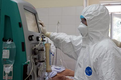 Ca tử vong thứ 16 do Covid-19 là bệnh nhân nam 37 tuổi ở Quảng Trị