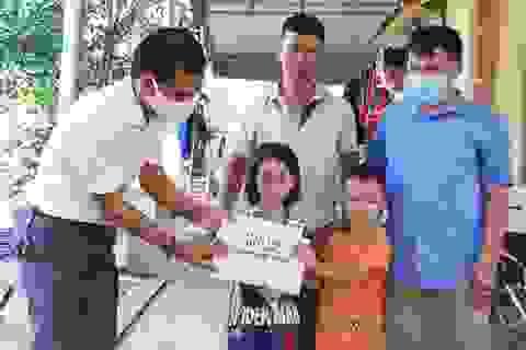 Bạn đọc giúp đỡ 2 đứa trẻ có số phận nghiệt ngã gần 80 triệu đồng