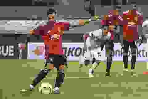 HLV Solskjaer thừa nhận về nỗi sợ hãi của Man Utd trước Copenhagen