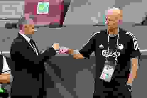 Man Utd 0-0 Copenhagen (hiệp 1): Fred bất ngờ đá chính